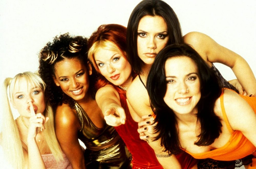 The reunion includes The five members - Victoria Beckham, Emma Bunton, Geri Horner, Mel Brown and Melanie Chisholm - met at Horner's Hertfordshire home accompanied by their former manager Simon Fuller.