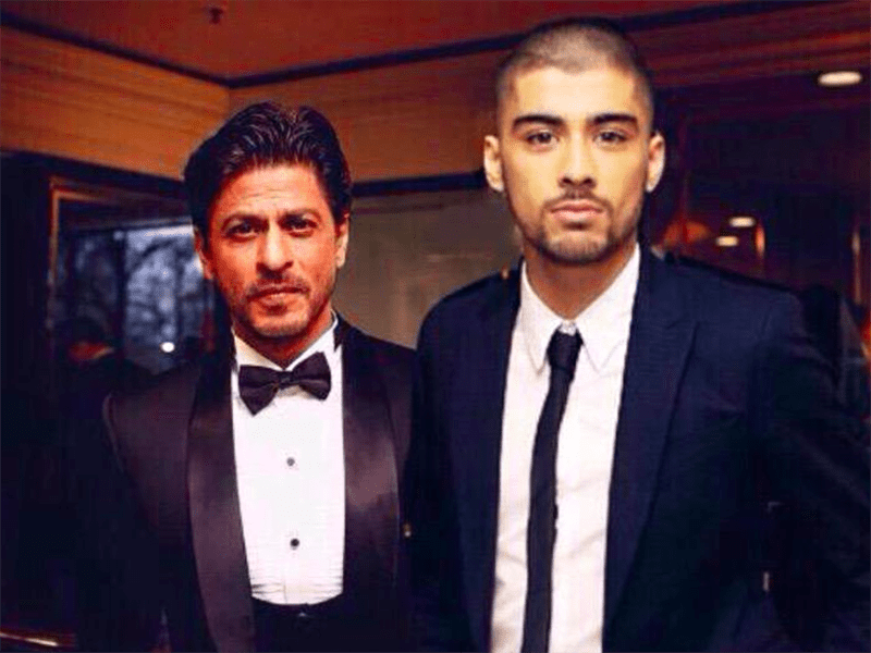 The singer also shared details about his meeting with Shah Rukh Kha