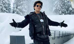 Shah Rukh Khan says Zayn Malik is sweet.