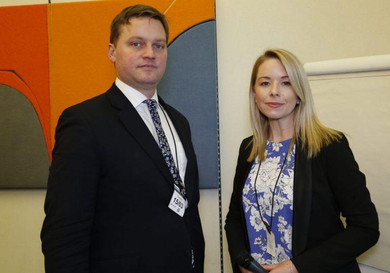 Michael Polak - International human rights lawyer & Sarah McDonald WTX News South Asia special correspondent