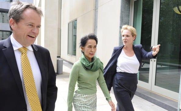 Myanmar's Lady held to account for Rohingya war crimes