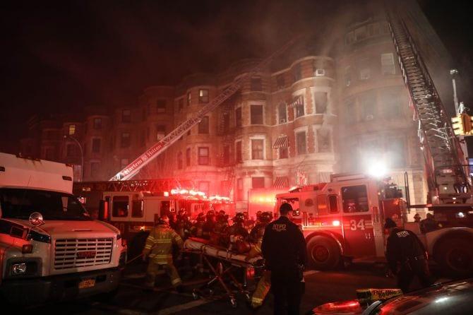 Firefighter Dies After Huge Blaze Breaks Out On Set Of Bruce Willis Movie