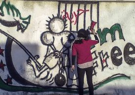 The lost graffiti boys of Syria whoignited a revolution