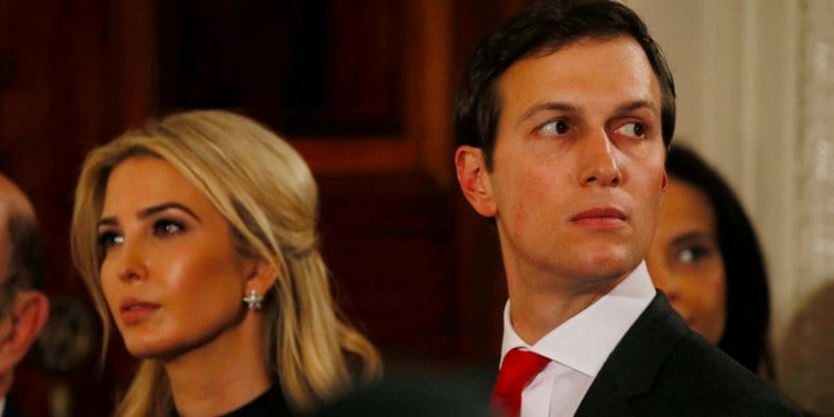 Ivanka and Jared have their 'wings clipped' & face uncertain futures