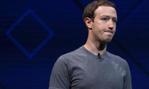 The chief executive of Facebook, Mark Zuckerberg, has remained silent over the scandal that embroils his compnay