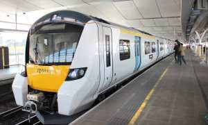 Self-driving trains are being launched on the Thameslink line through central