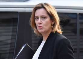 Breaking News: Amber Rudd Quits Home Office