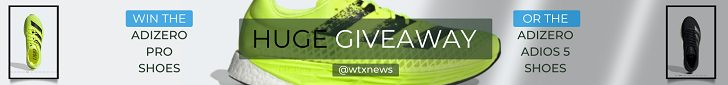 Sign up to WTX News Briefing and get a chance to win the New Adidas Azuro trainers.