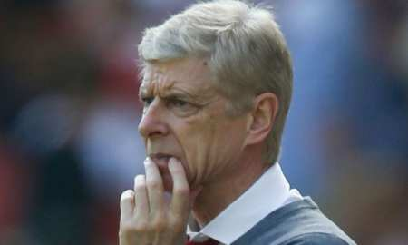 if Arsenal do not have a formal plan in place, because they have known Wenger's time is coming to an end
