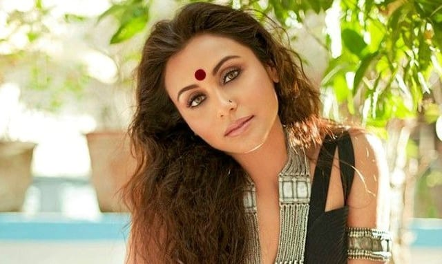 'Women are not dead commodities' - Rani Mukherji driving Bollywood forward #equality