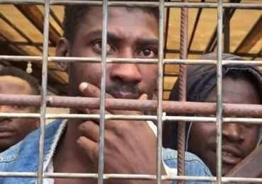Libya's slavery tradeiseveryone's shame