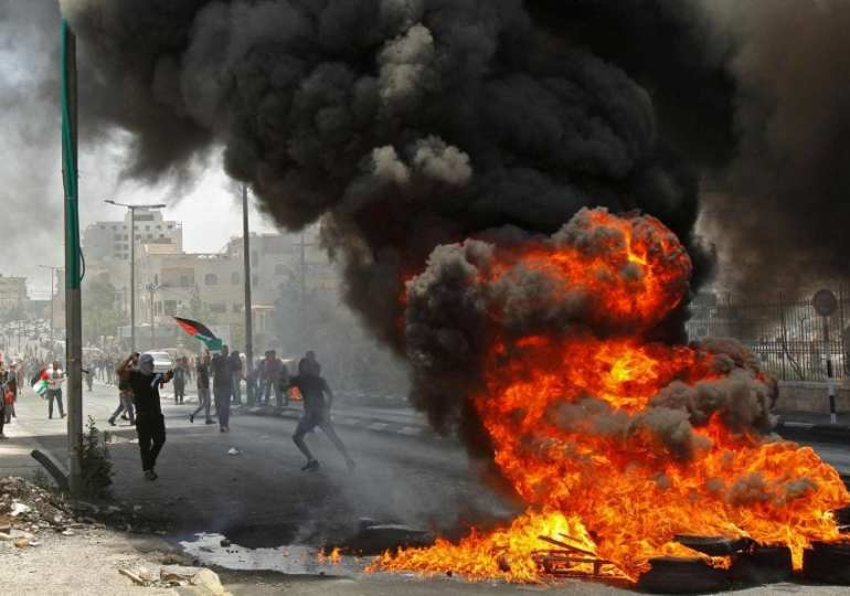 The UK Government calls for investigation into Israeli actions in Gaza