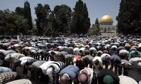 ISRAEL-PALESTINIAN-RELIGION-ISLAM-RAMADAN