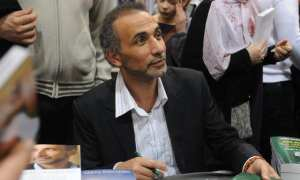 Swiss academic Tariq Ramadan, professor of contemporary Islamic studies at the University of Oxford