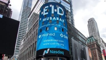 Times-Square-Eid-Message 2018