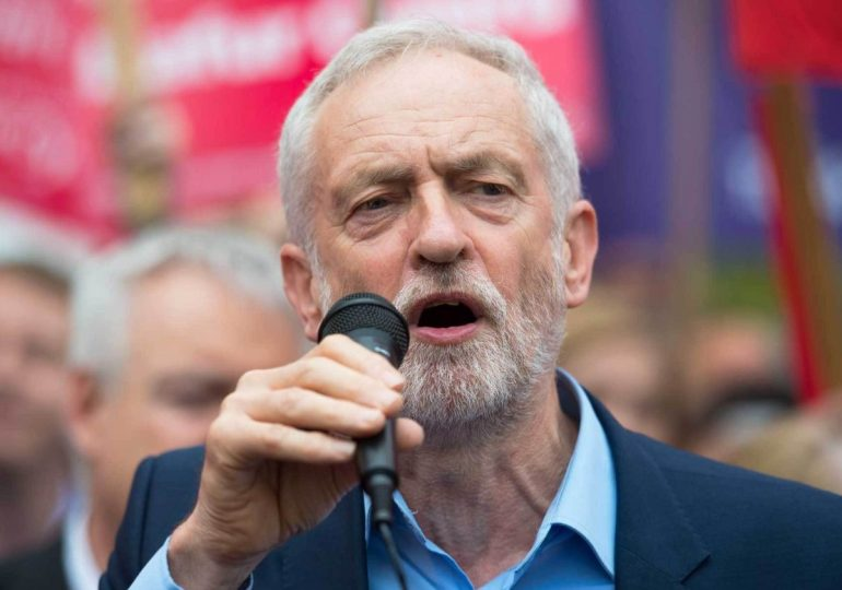 Jeremy Corbyn has put pressure on the Conservatives by backing calls for an inquiry amid claims of 'anti-Muslim underbelly'