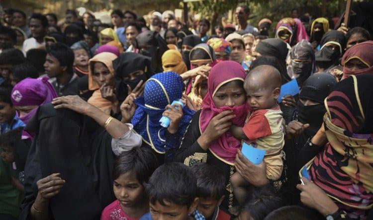 Rohingya rape victims and the Ramadan baby boom