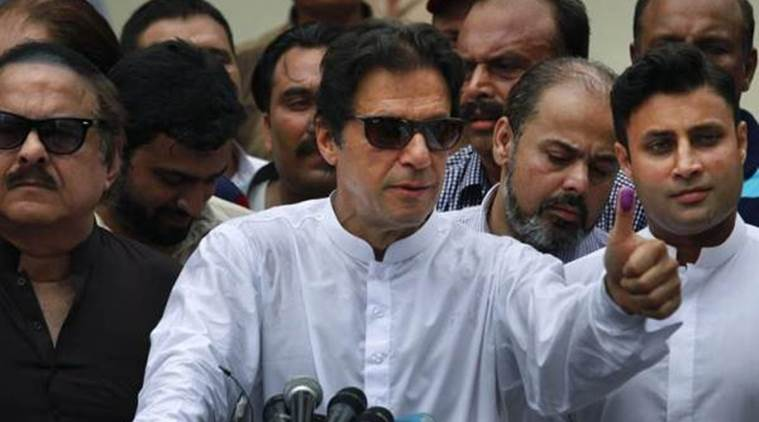Imran khan claims victory in the 2018 Pakistani elections and is set to be the next Prime Minister of Pakistan