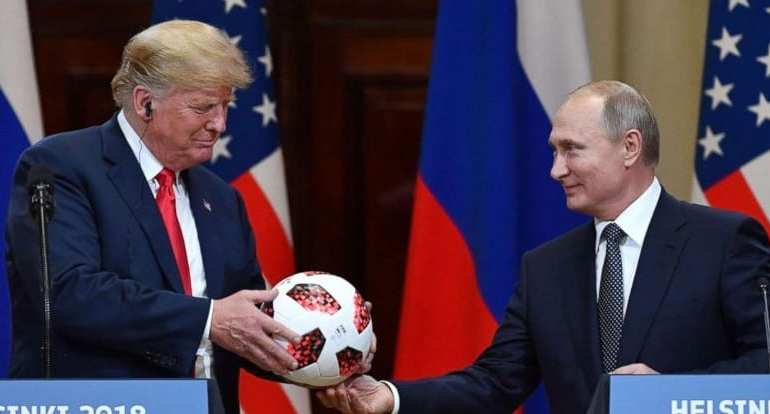 Trump-Putin: US president under fire as he defied all his advisers - Polls suggest lowest rating