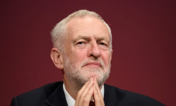 Jeremy Corbyn, the leader of the Labour party is being put to the sword by the friends of Israel in the UK.