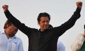 Imran Khan officially elected as the 22nd Prime Minister of Pakistan