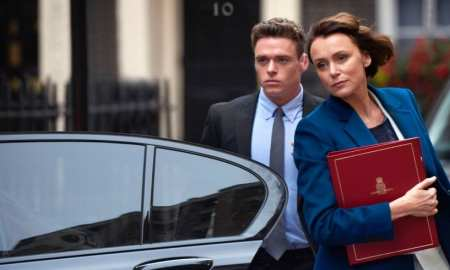 BBC TV Show 'Bodyguard' captivating audiences worldwide including Yvonne Ridley