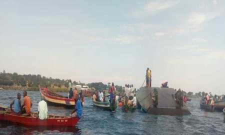 Ferry sinks in Tanzania's Lake Victoria, at least 40 dead: state media :: Kenya