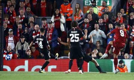 """SENSATIONAL! ROBERTO FIRMINO! 3-2!"" LFC v PSG"
