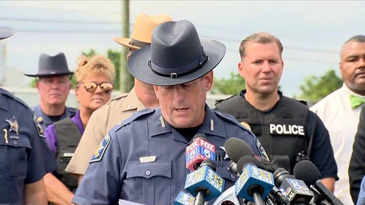 Woman kills 3 before fatally shooting herself in Maryland