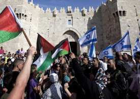 Europe favours a Palestinian State