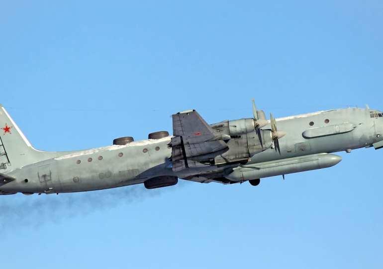 Russian plane taken out by Israeli jets