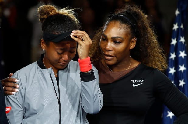 Serena Williams Fined $17,000 for U.S. Open Outbursts