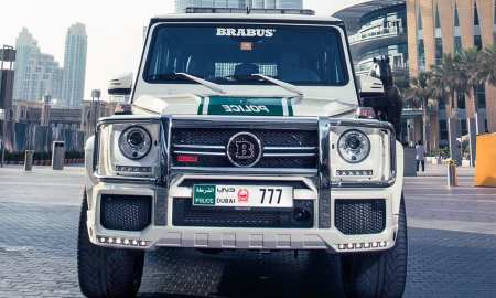 Best police cars Dubai and outstanding service