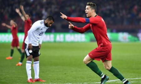 Cristiano Ronaldo has been left out of the Portugal squad