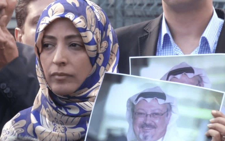 'I can't breathe' as the Killers used a saw to cut his body - were Khashoggi's final moments