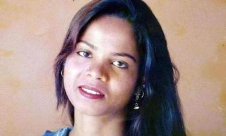 Asia Bibi, a mother-of-five, was released from prison in the city of Multan..