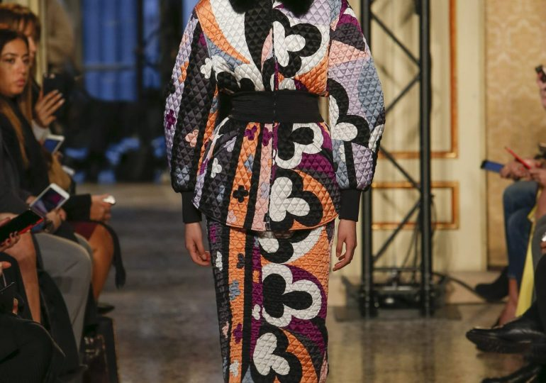 EMILIO PUCCI FW2018 19 27  - WTX News Breaking News, fashion & Culture from around the World - Daily News Briefings -Finance, Business, Politics & Sports