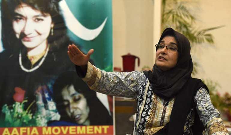 Aafia Siddiqui 'due home' any day now!