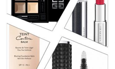 Make - UP tips With the Givenchy SS Makeup