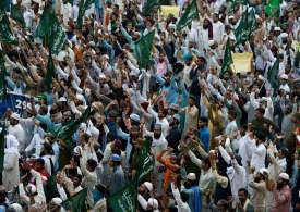 Pakistan rent-a-mob has nothing to do with Islam
