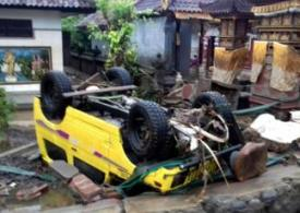 Indonesia is hit by a deadly Tsunami - over 70 killed