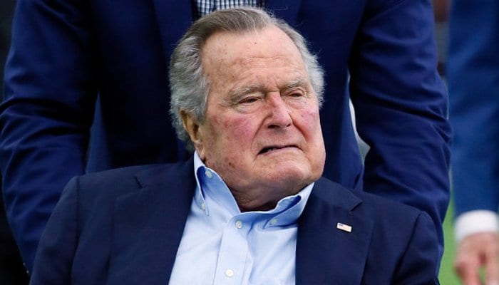 President Bush Senior dies at the age of 94 - tributes pour in