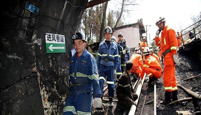 Breaking News: China mining accident killing all 21 miners