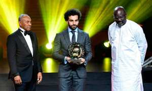 Mohamed Salah voted African Footballer of the Year