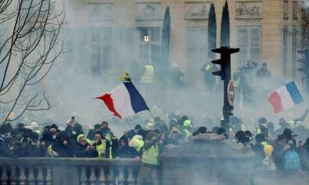 Yellow vest protest, France Yellow vest, France Yellow vest protest