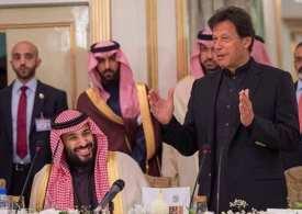 Consider me Pakistan's ambassador to Saudi Arabia - Says Crown Prince