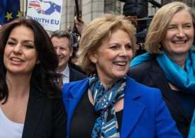 Three MP's quit the Tory party over Brexit & join Independent Party