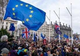 Sadiq Khan and 1 million March in London -#Putittothepeople