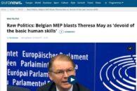 Euro News on WTX News