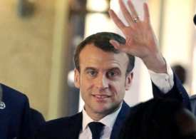 Macron tells the UK - You'll leave with no deal - No more chances
